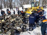 Специалисты МАК назвали предварительную причину крушения Ан-148 в Подмосковье