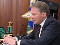 Титов обещает обнародовать список пожелавших вернуться в Россию бизнесменов