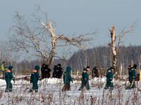На месте катастрофы Ан-148 найдены оба черных ящика