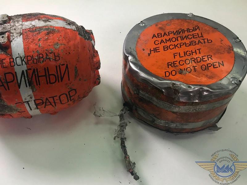 Специалисты МАК приступили к расшифровке самописцев разбившегося в Подмосковье Ан-148