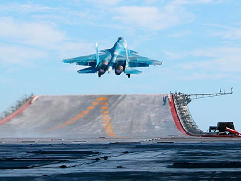 Для флота России построят новый авианосец