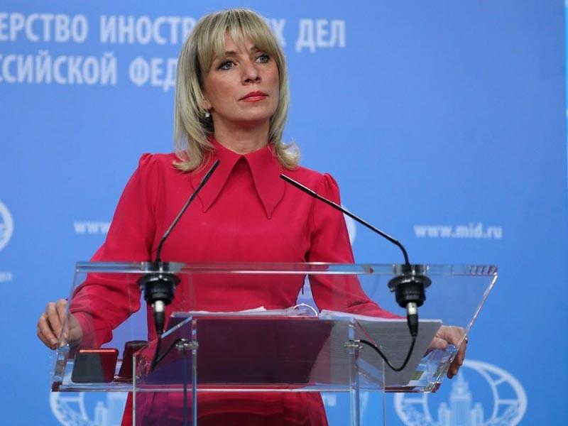 Захарова заявила, что аргентинский кокаин не возили в диппочте