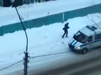 """МВД Коми сообщило  о задержании мужчины, который писал на заборах слово """"Путин"""""""