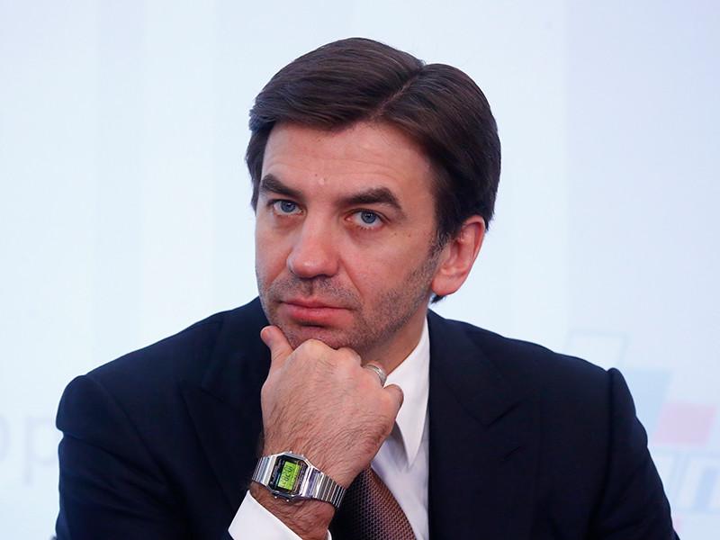 Министр РФ по вопросам Открытого правительства Михаил Абызов оценил свою работу в кабинете министров на два с плюсом или три с большим минусом