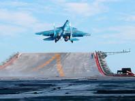"""Для флота России построят новый авианосец, объявила """"Звезда"""""""
