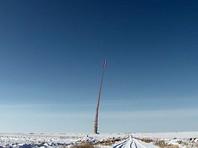 Испытательный пуск прошел на полигоне Сары-Шаган в Казахстане