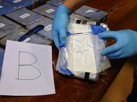 Тверской суд Москвы заключил под стражу трех человек по обвинению в попытке контрабанды кокаина из Аргентины в 12 чемоданах из посольства РФ в Буэнос-Айресе