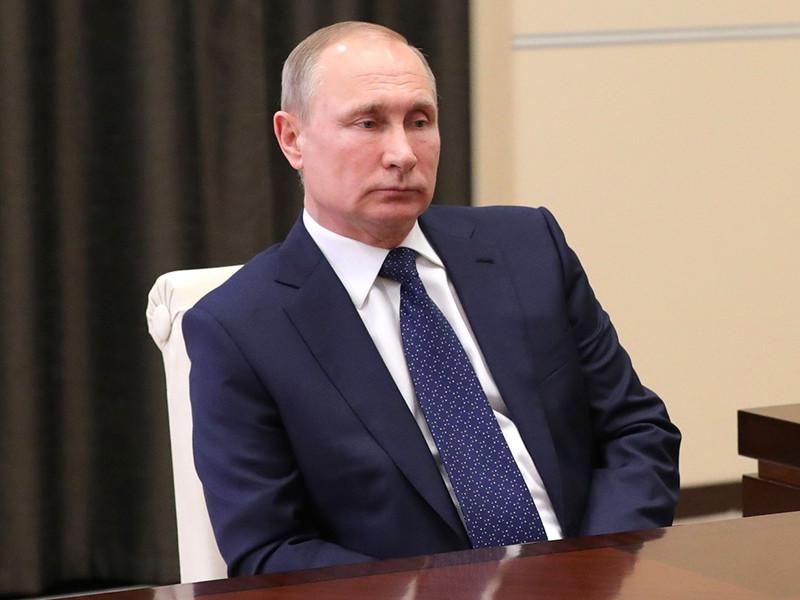 Согласно документам, за шесть лет Путин заработал 38 528 817 рублей