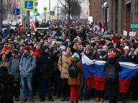 В Москве задержан подозреваемый в порче камеры британского блогера на акции 28 января