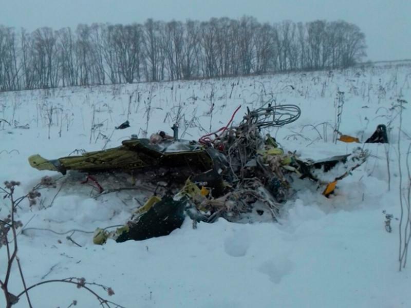 На борту разбившегося Ан-148 могло быть несколько иностранцев