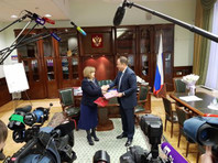 ЦИК заручился поддержкой Роскосмоса в информировании россиян о выборах президента