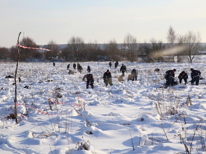 Обнаружены двигатели разбившегося Ан-148