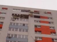 В самарской многоэтажке произошел взрыв бытового газа, пострадали 4 человека