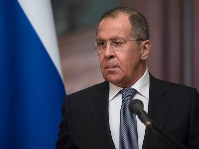 Лавров объяснил, почему Россия не признает ДНР и ЛНР