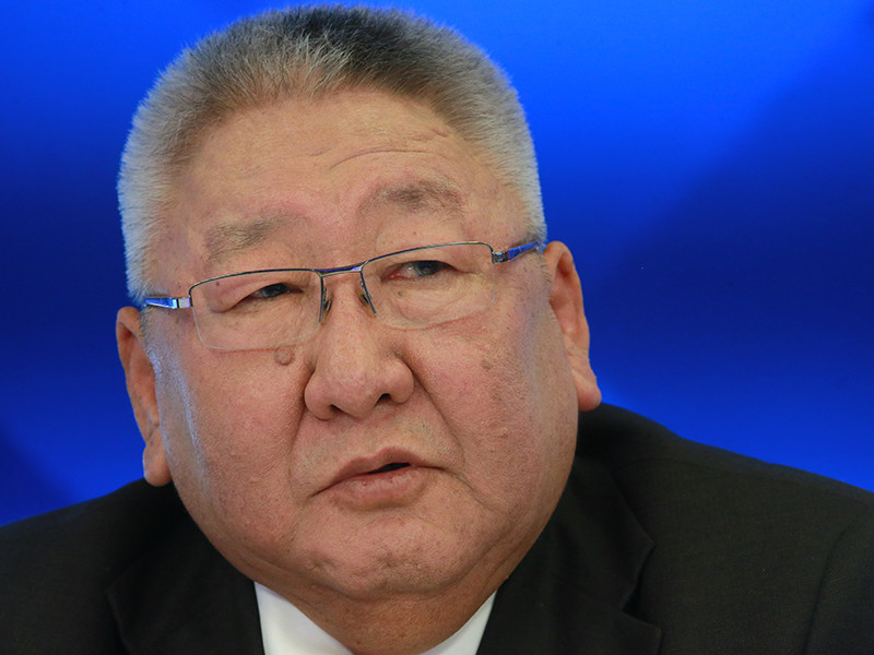 Глава Якутии Егор Борисов