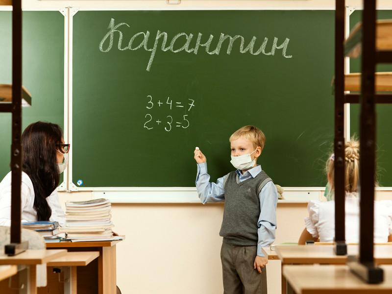 В Тюмени на неделю закрывают все школы из-за вспышки ОРВИ