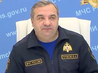 Глава МЧС объявил о переходе спасательной операции в районе бедствия Ан-148 в стадию поисковой
