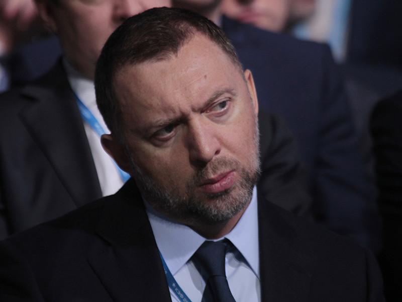 """""""Коммерсант"""" сообщил о планах Дерипаски уйти с поста президента двух компаний"""