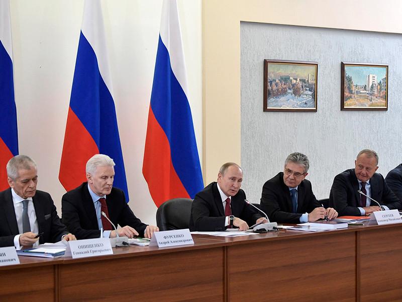 Президент России Владимир Путин в Новосибирске на заседании Совета по науке и образованию в четверг, 8 февраля, заявил о необходимости масштабной программы исследований генома