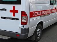 По словам собеседника агентства, у пострадавших сильные ожоги