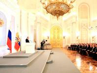 """Путин огласит послание Федеральному собранию не в Кремле, утверждает """"Коммерсант"""""""