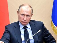 Путин в связи с крушением Ан-148 переносит рабочую поездку в Сочи