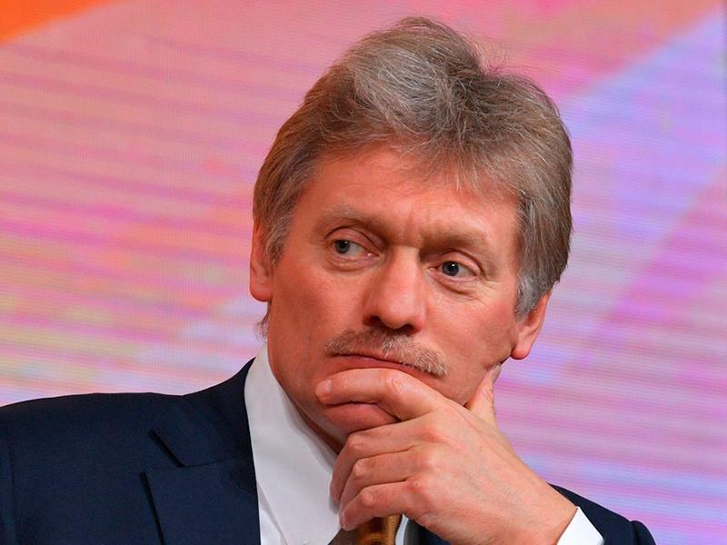 """Пресс-секретарь Путина не видит связи между уходом Дерипаски с поста главы En+ и публикацией """"кремлевского списка"""""""