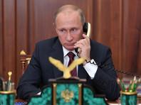 Путин выразил соболезнования Трампу в связи с трагедией в школе во Флориде