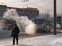 """В Красноярске в седьмой раз с начала года ввели режим """"черного неба"""""""