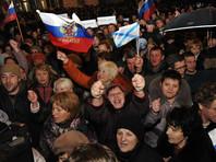 Песков назвал чушью показания Пономарева о мотивах решения Путина присоединить Крым к России