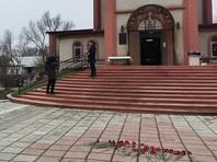 В Кизляре простились с погибшими при стрельбе у Свято-Георгиевского храма