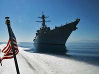 """Эсминцы США в Черном море """"провоцируют Россию"""", заявили в Госдуме"""