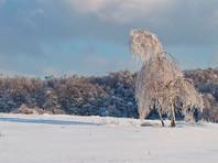 На Центральную Россию надвигаются аномальные морозы: МЧС советует дышать носом и не носить украшения