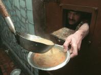 ФСИН похвасталась, сколько ей удалось сэкономить на питании  заключенных