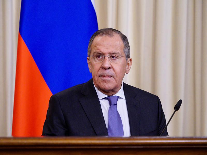 """Лавров сообщил о планах США """"навеки поселиться"""" в Сирии"""