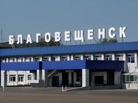 Летевший в Якутск самолет вернулся в аэропорт Благовещенска из-за технических неполадок
