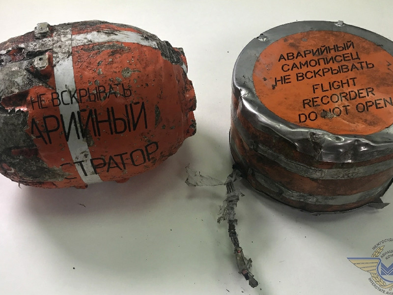 Межгосударственный авиационный комитет (МАК) продолжает работу по расшифровке записи речевого самописца самолета Ан-148, в результате катастрофы которого в Подмосковье погиб 71 человек