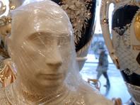 Сибирячка наладила производство мыла в форме бюстов Путина