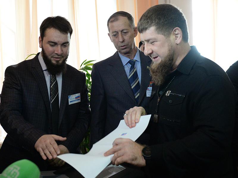 Кадыров объявил о 93 процентах голосов за Путина в Чечне. Схожие результаты и в Крыму