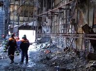 """МЧС склоняется к версии, что ТЦ """"Зимняя вишня"""" загорелся из-за кабеля, который находился под 4-м этажом"""
