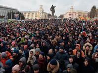 Суд в Кемерово арестовал фотографа, который снимал митинг после пожара в ТЦ