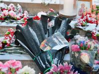 """В Перми рядом с памятником жертвам пожара в """"Хромой лошади"""" почтили память погибших в Кемерово"""