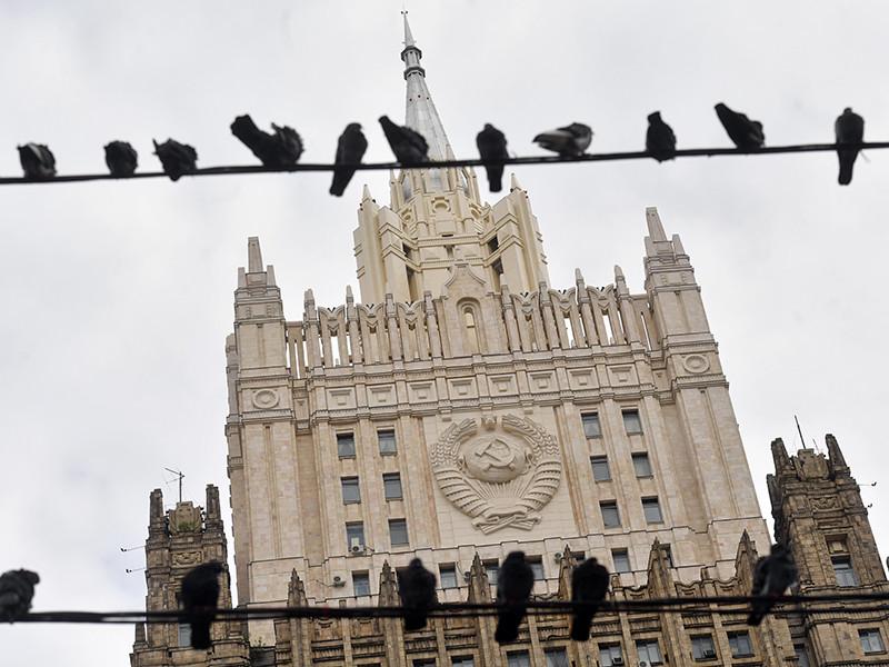 МИД РФ сообщил о планах дать ответ каждой стране, высылающей российских дипломатов