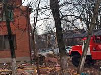 Пострадавшие при взрыве газа в Краснодаре дети в реанимации, МЧС готовит авиацию