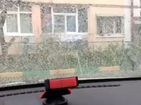 Автомобили сочинцев вновь испачкал грязевой дождь, пришедший из Африки (ФОТО, ВИДЕО)