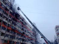 Из-за взрыва газа в жилом доме в Петербурге обрушились стены (ВИДЕО)