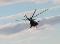 Двоим пограничникам удалось выпрыгнуть из разбившегося в Чечне вертолета