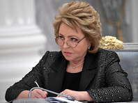 Матвиенко назвала  британские обвинения в отравлении Скрипаля русофобским фейком перед выборами президента РФ