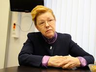 """Мизулина назвала пожар в """"Зимней вишне"""" ударом в спину """"духовного воина"""" Путина"""