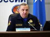 """Глава МЧС сообщил, что на месте  пожара в """"Зимней вишне"""" есть шанс найти живых"""